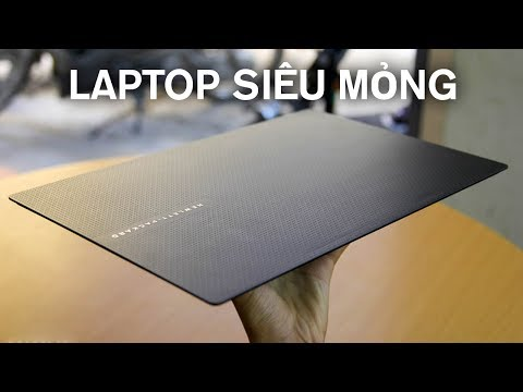 Top 5 Laptop mỏng, nhẹ, cấu hình tốt nhất hiện nay