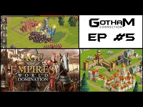 Age of Empires : World Domination IOS