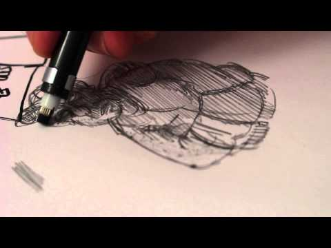 Uni Kuru Toga Roulette - Autorotating Pencil