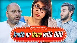 Truth or Dare with DAD || Bin Bulaya Baap || Raman Sharma