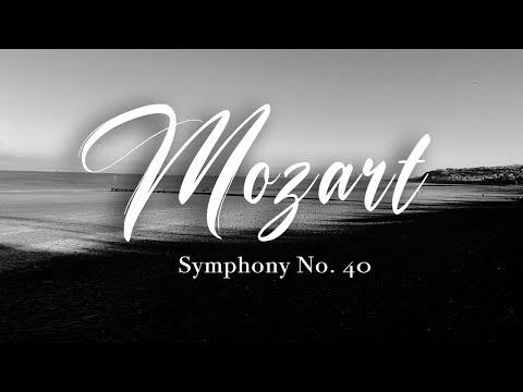 Mozart - Symphony No. 40 (Molto Allegro)
