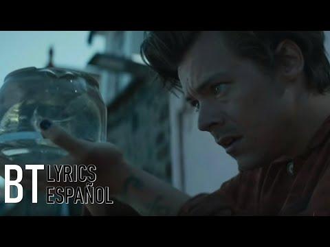 Harry Styles - Adore You (Lyrics + Español) Video Official