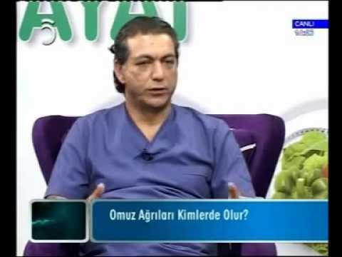 Sağlıklı Hayat - Op. Dr. Murat İnan - Omuz Eklemi Rahatsızlıkları