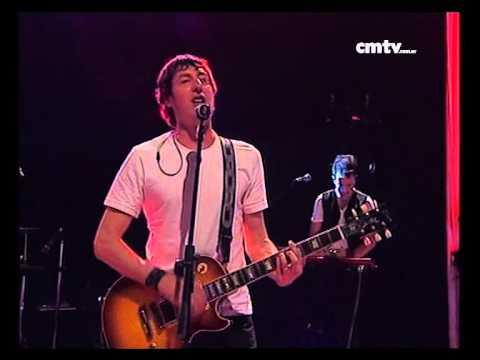 El Cuarteto de Nos video Bipolar - CM VIVO 02/12/2009