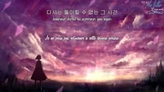 Sandeul - Because It Hurts [Lyrics + Vostfr / French Sub]