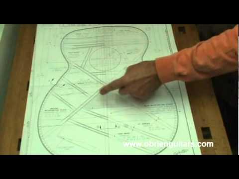 Robert O'Brien Online Acoustic Guitar Building Course - Chapter 4 ...