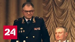 Павел Каранда назначен министром внутренних дел Крыма - Россия 24