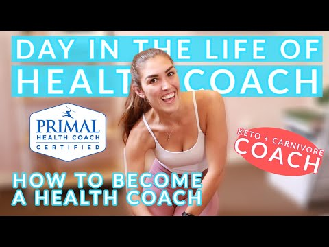 How to Become a HEALTH COACH!   Tips and Resources for Starting a Health Coaching Business (2020)