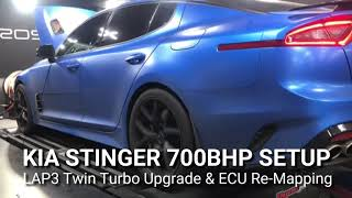 700HP CK STINGER GT - Turbo Upgrade