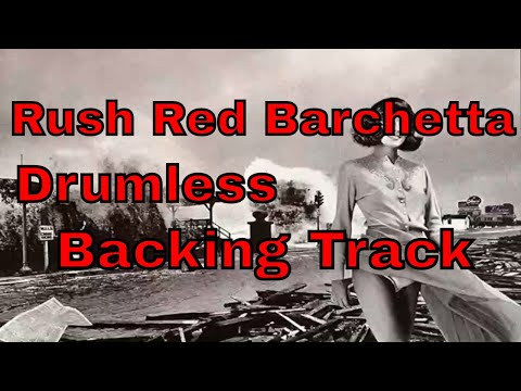 RUSH - Jacob's Ladder - Mostly Isolated Drum Track AND Muted