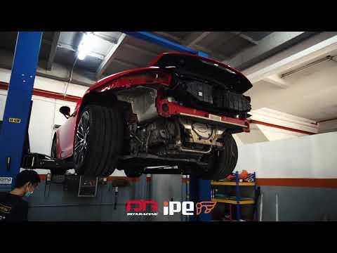 PORSCHE 991 CARRERA 4S w/ iPE EXHAUST CRAZY LOUD F1 SOUND