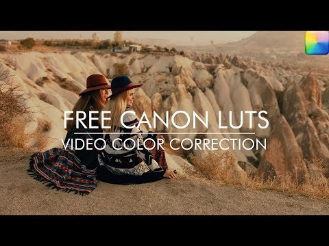 Download Canon LUT Free | 10 Free Professional Canon LUTS