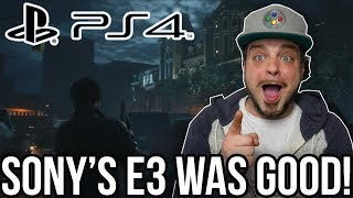 PS4 E3 2018 Conference Review - RESIDENT EVIL 2 ARRIVES! | RGT 85