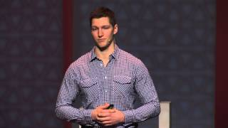How To Make Healthy Eating Unbelievably Easy | Luke Durward | TEDxYorkU