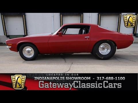 Video of '73 Camaro - KEFM