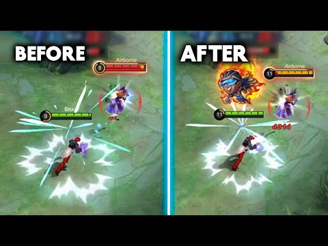, title : 'WOW! THE NEW BUFF CHOU IS SUPER BROKEN - Mobile legends