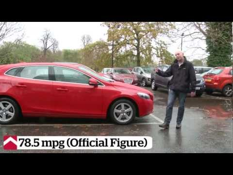 Volvo V40 long-term test