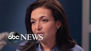 How Sheryl Sandberg says she dealt with her grief after her husband