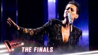 The Finals: Diana Rouvas Sings 'A Song For You' | The Voice Australia 2019