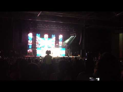 I Wanna Hold Your Hand INTRO- Big Time Rush - Big Time Summer Tour - Dallas, TX
