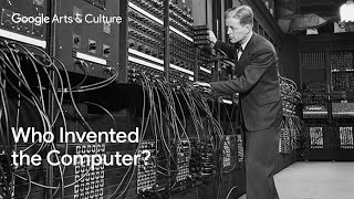 Who invented the computer? Here's the story, bit by bit