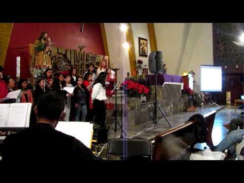 Festival de villancicos - Pastores venid