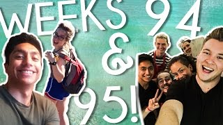 THE HOTTEST DAY!! Weeks #94-95! | jimmericks