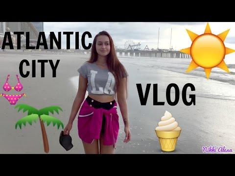 Vlog #1- Atlantic City, NJ