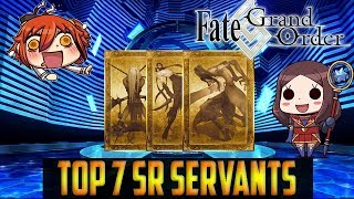 Gorgon  - (Fate/Grand Order) - Fate Grand Order NA: Top 7 SR Servants YOU Should Pick With Your Free Ticket!