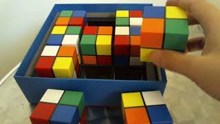 Color Cube Sudoku Tutorial