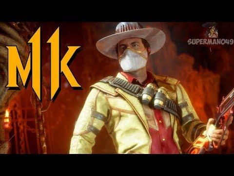 "50% Damage Combo To Win Kombat League Match! - Mortal Kombat 11: ""Erron Black"" Gameplay"