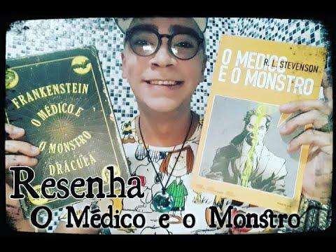 Resenha: O Médico e o Monstro ??? Robert Louis Stevenson ? Livro + HQ