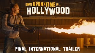 ONCE UPON A TIME... IN HOLLYWOOD - Final Trailer - In Cinemas August 15