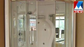 Most Modern Bathrooms   Veedu   Manorama News