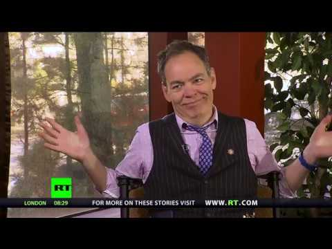 Max Keiser Interviews Egon von Greyerz : Gold And Where It Is Heading