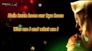 Ek Toote Huye Dil Ki hindi song lyrics (Umrao Jaan 2006