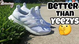adidas Ultra Boost 3.0 Sneaker Review On Feet Comparison To OG