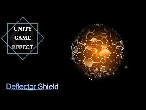 Unity VFX - ForceField Effects - смотреть онлайн на Hah Life