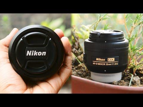Nikon AF-S DX Nikkor 35mm f/1.8G Lens Review
