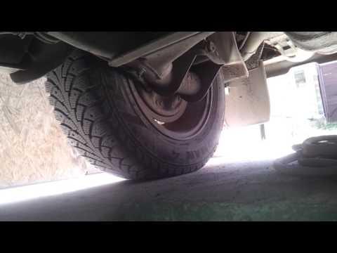 ВАЗ 2114 ЭиРСР(33) Осмотр  ходовой и дна.