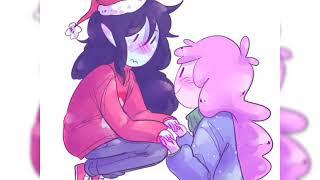 [Marceline/Bubblegum] and [Korra/Asami]