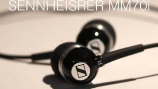 iPhone Headset Alternative - SENNHEISER MM70i
