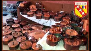 Gambar cover COPPER PANS AND POTS FRANCE LORRAINE COLLECTION