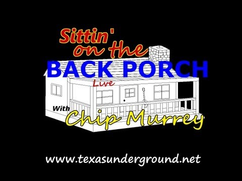 "Sittin' on the Back Porch Live with Chip Murrey - Episode 1 ""Meet TUG"""