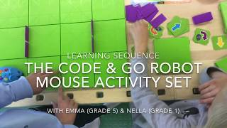 Code&Go Robot Mouse Set