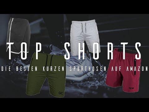 Top kurze Sporthosen | Die beste Kleidung auf Amazon | Für Herren