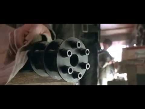 影史經典「加特林」機槍掃射鏡頭 超剪輯
