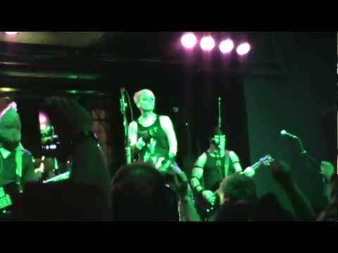 "Otep ""T.R.I.C.""  @ Altar Bar, Pittsburgh"