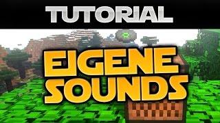 Minecraft TutorialGerman Eigende Musik Abspielen - Hauser in minecraft einfugen