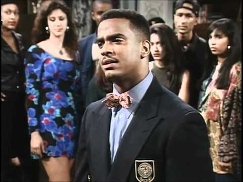 """Carlton the sellout"" - One of the best scenes from Fresh Prince which is unfortunately still relevant today."